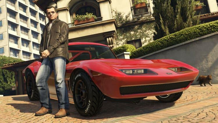 3. Grand Theft Auto V