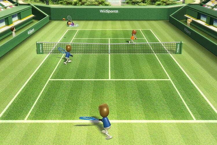 4. Wii Sports