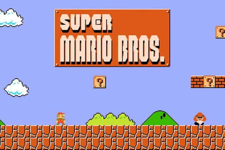 6. Super Mario Bros.