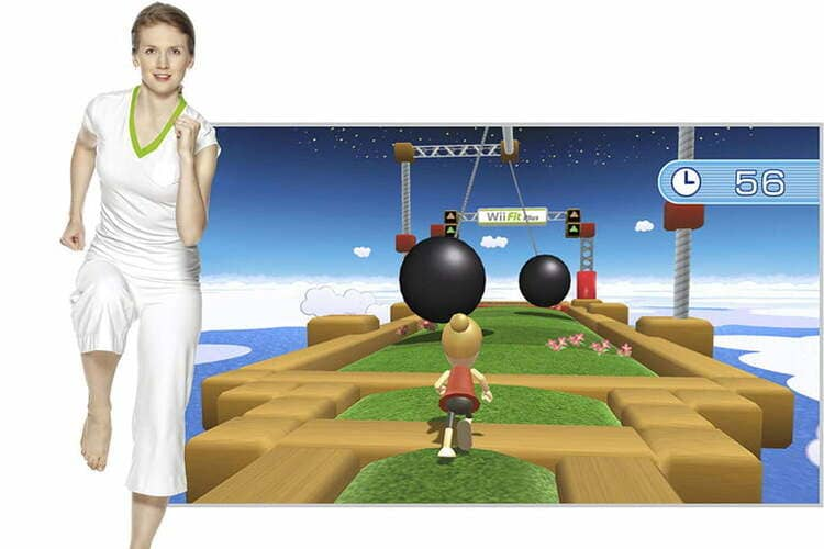 8. Wii Fit and Wii Fit Plus