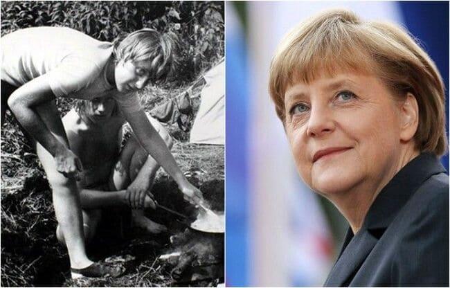 Ангела Доротея Меркель