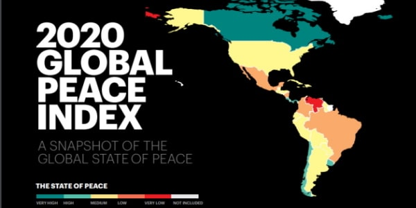Глобальный индекс миролюбия