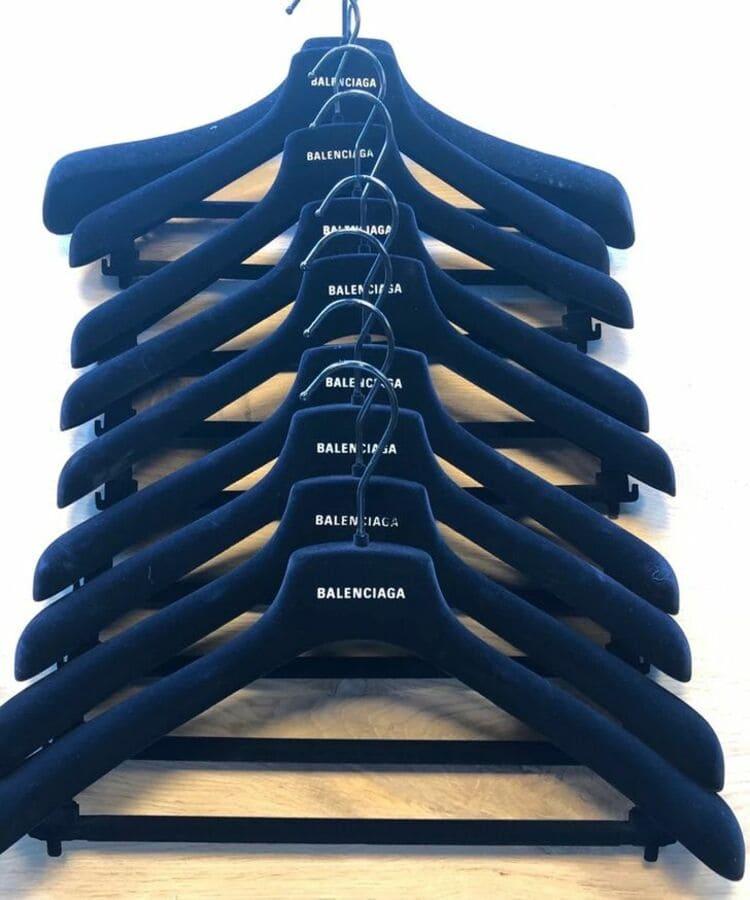 Комплект вешалок (10 шт.) от Balenciaga