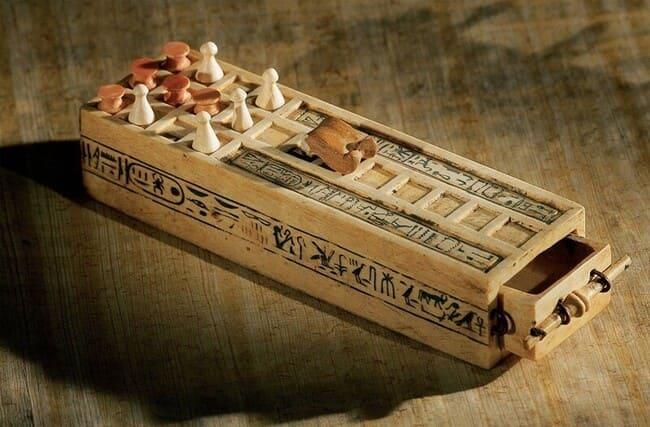 Настольная игра Тутанхамона