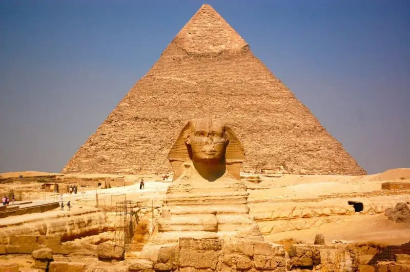 Нестыковки в истории Древнего Египта