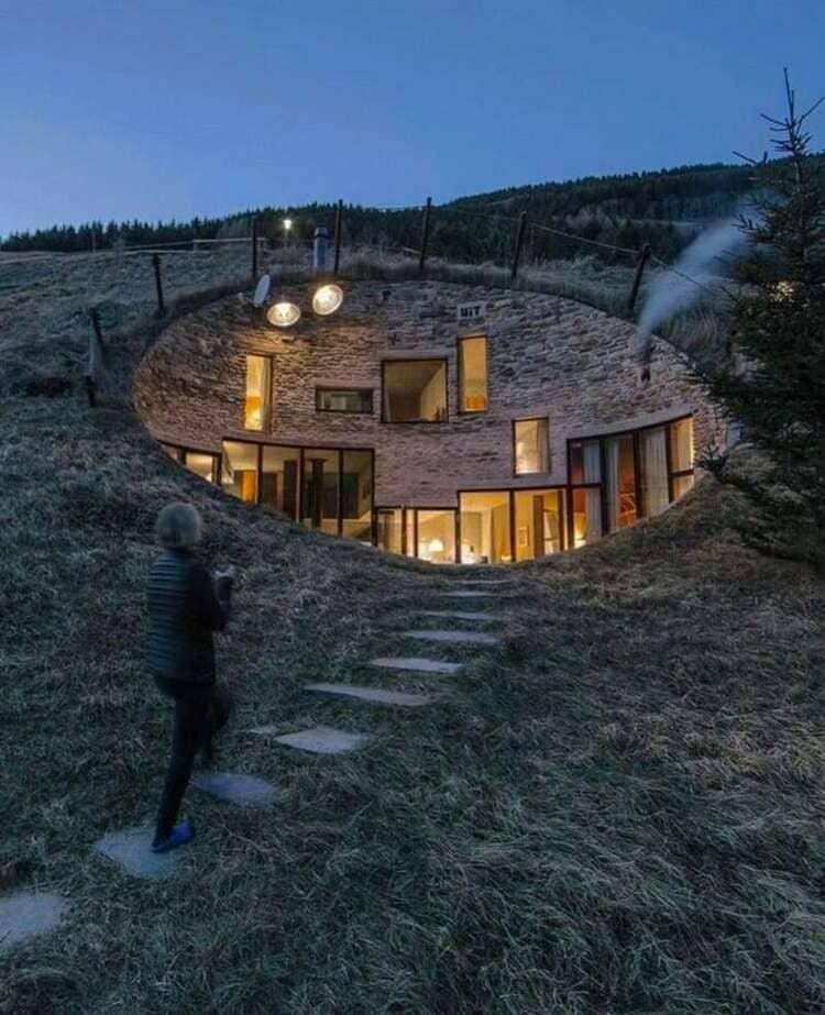 Невидимый дом