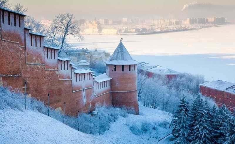 6. Нижний Новгород