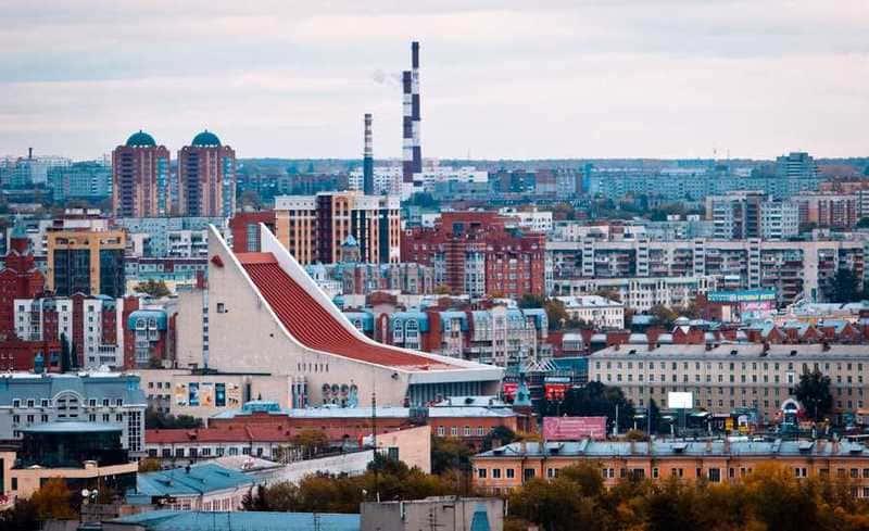 9. Омск