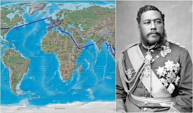 Последний король Гавайев