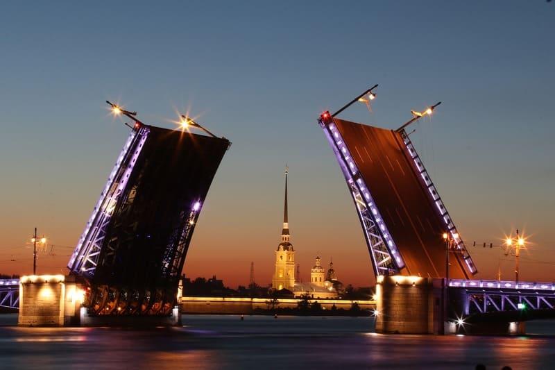 2. Санкт-Петербург