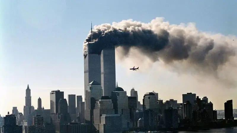 События 11 сентября 2001 года