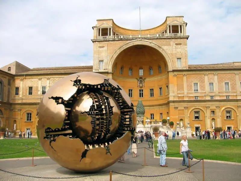 Сокровища Ватикана