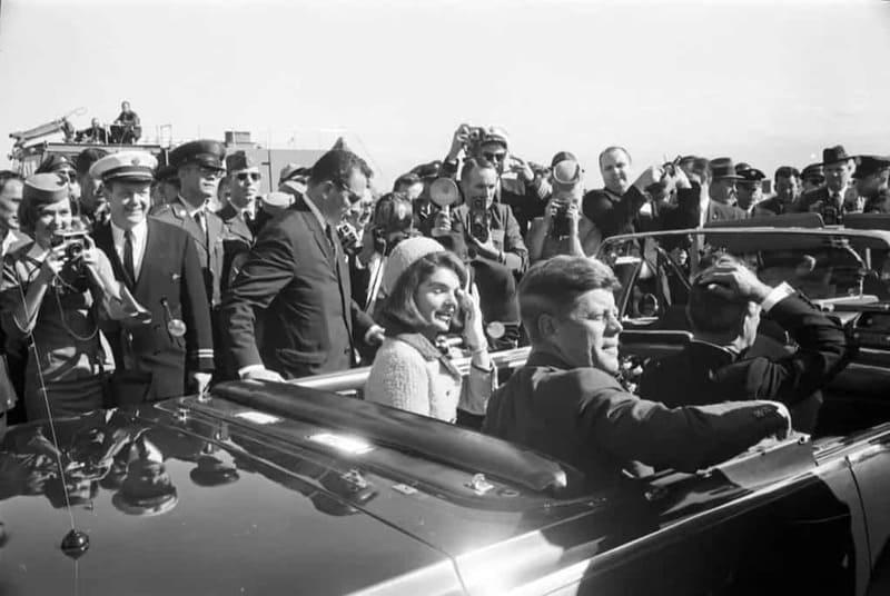 Убийство президента США Джона Кеннеди