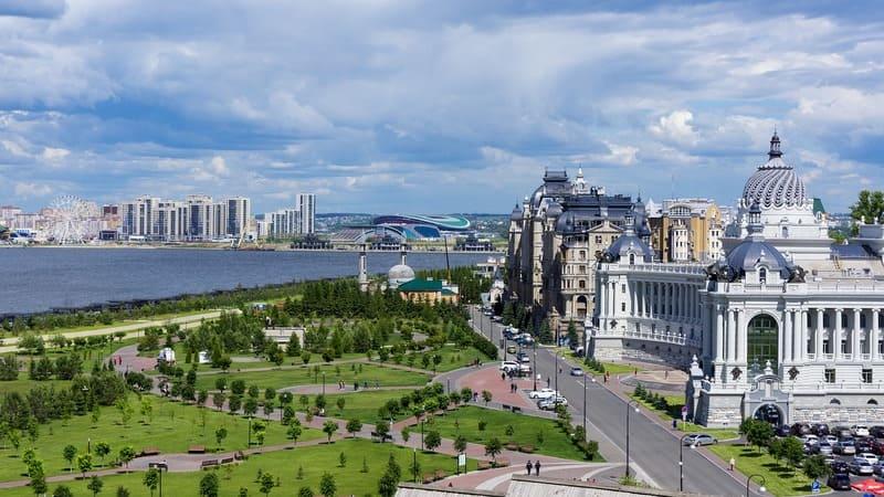 5. Казань