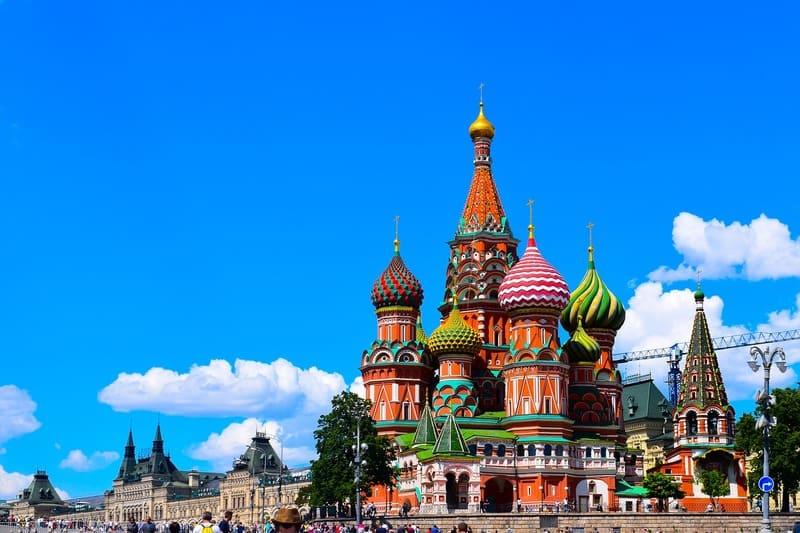 1. Москва