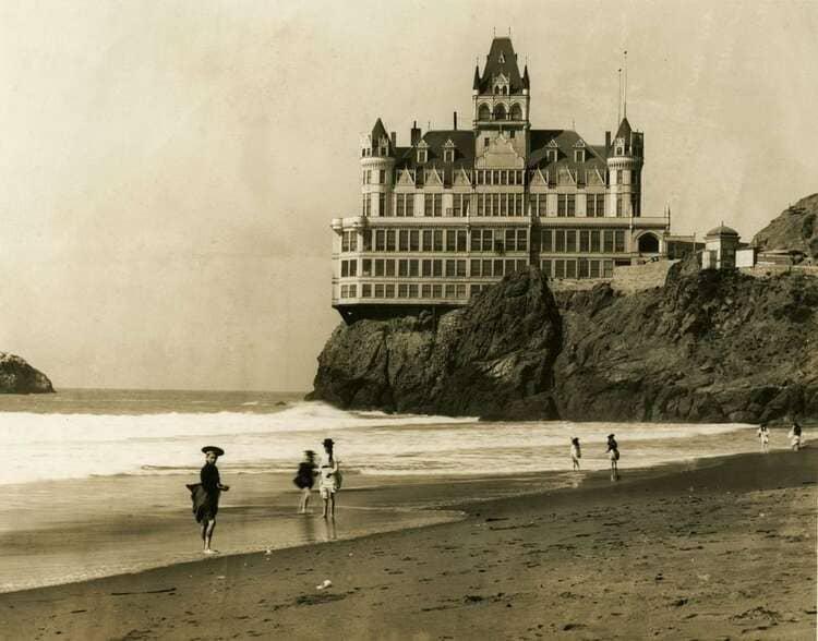 отель «Cliff House»