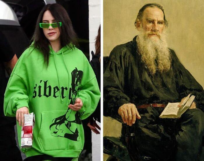 толстовки Льва Толстого