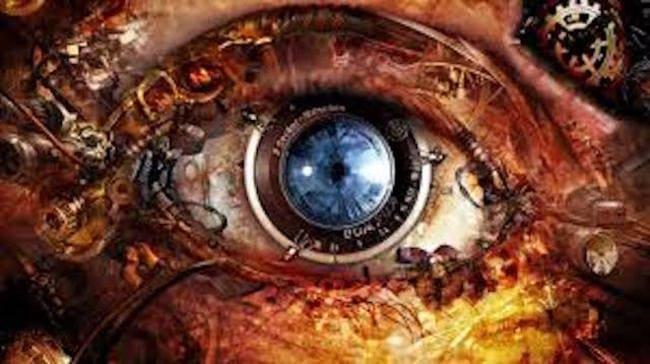 Какое разрешение человеческого глаза