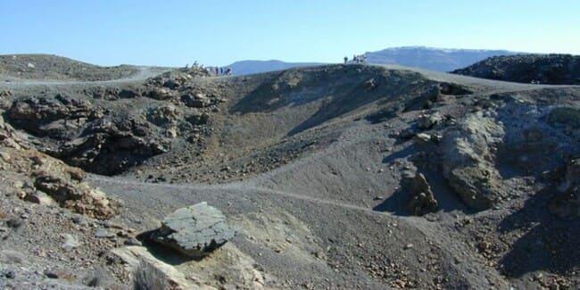 3. Минойское извержение, 1610±14 г. до н.э.