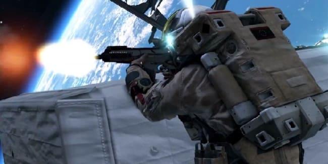 Можете ли вы стрелять из огнестрельного оружия в космосе