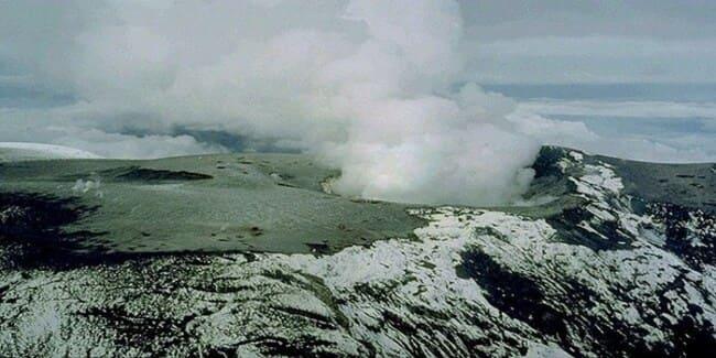 8. Невадо-дель-Руис, 1985 год