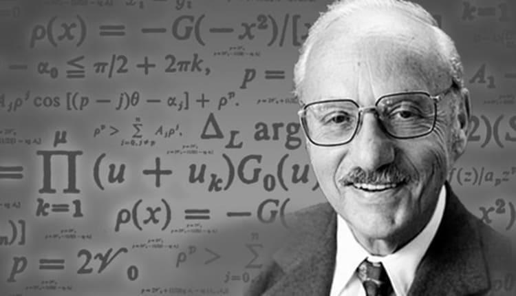 Американский математик Джордж Данциг
