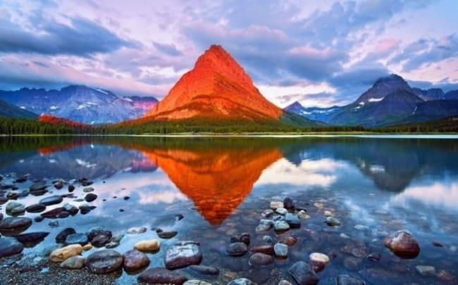 Гора Гриннелл - Национальный парк Глейшер, Монтана