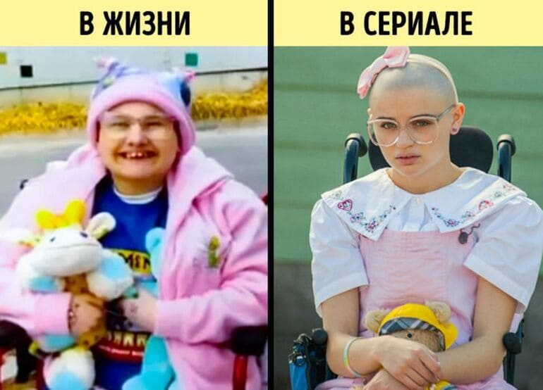 История Джипси и Ди-Ди Бланчард — сериал «Притворство»