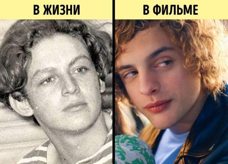 История Робледо Пуча — фильм «Ангел»
