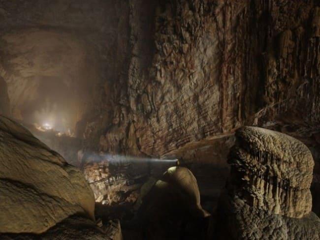 Пещера Шондонг - Вьетнам