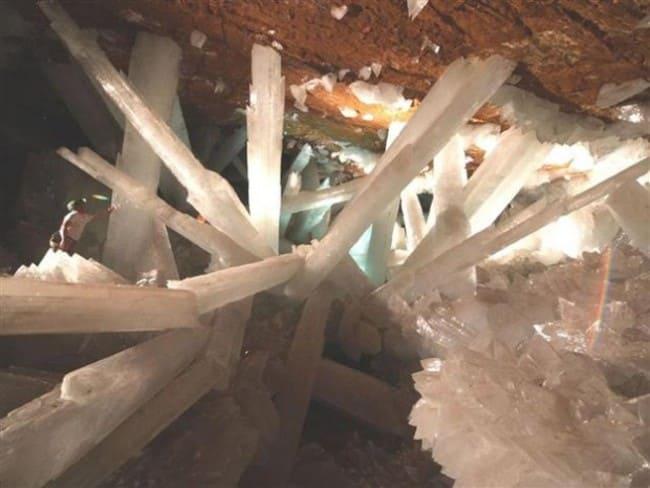 Пещера кристаллов - Чиуауа, Мексика
