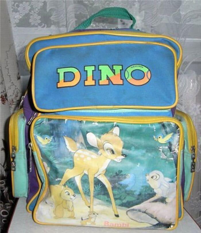 Рюкзак Dino