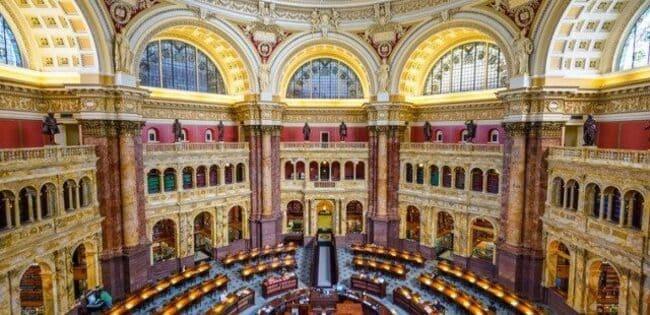 Самая большая библиотека в мире