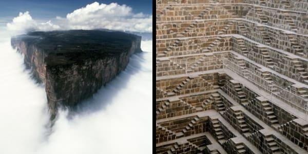 Самые удивительные места планеты Земля