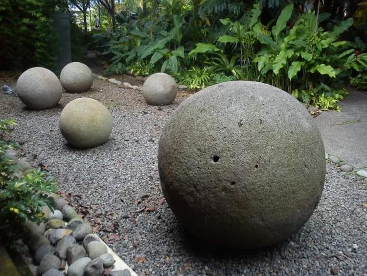Таинственные каменные сферы (Коста-Рика)