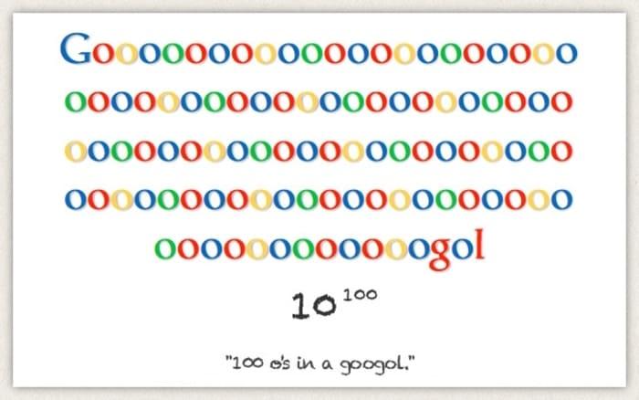 Число гуголплекс