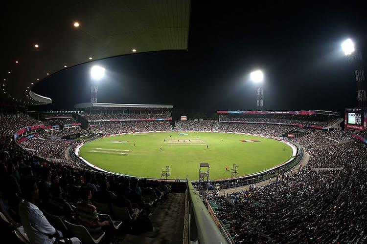 стадион для игры в крикет