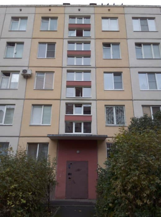 Пять этажей