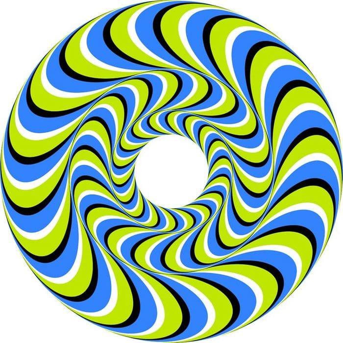 оптических иллюзий