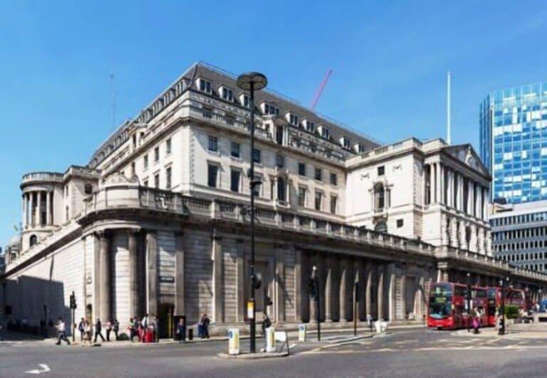11. Хранилище золота Банка Англии