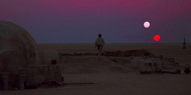 3. Звёздные войны. Эпизод IV: Новая надежда (1977)