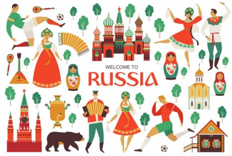 50 интересных фактов о русском народе и культуре