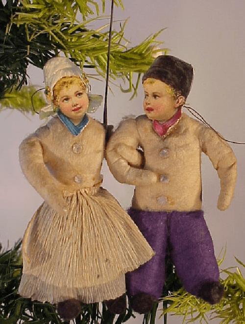 Изготовление игрушек из папье-маше.