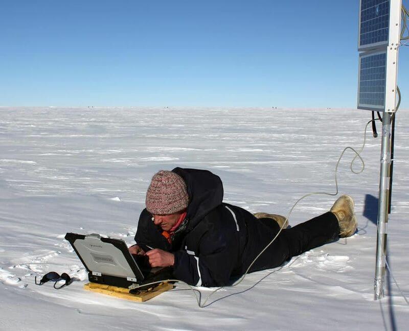 Научная станция «Восток», Антарктида