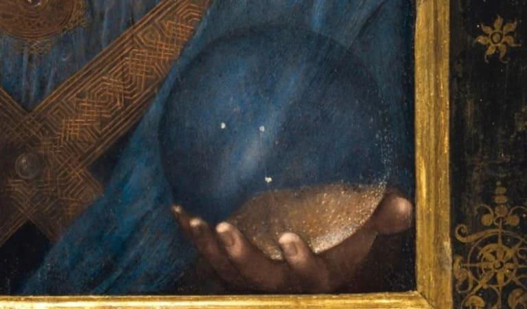Леонардо да Винчи допустил ошибку