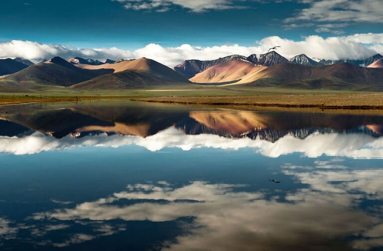 Озеро Нам-Цо