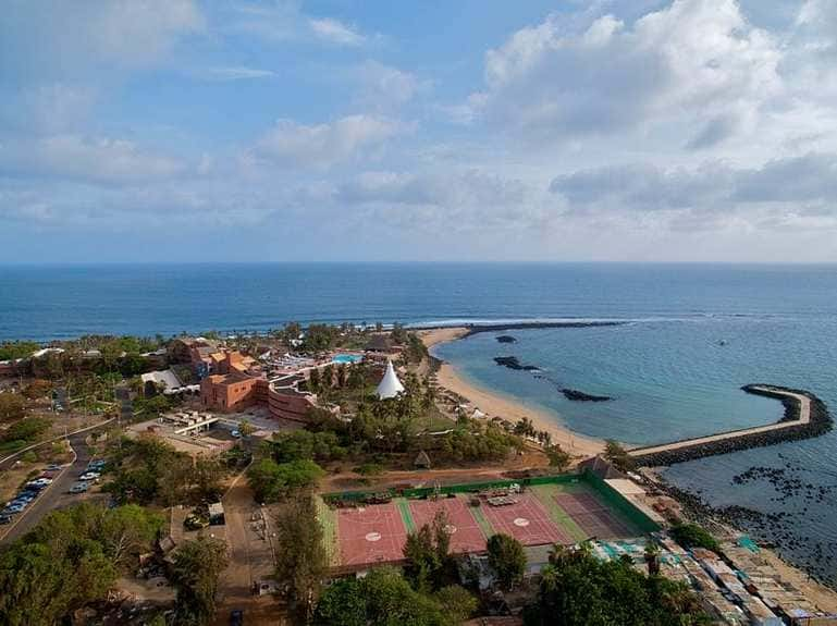 Пуант-де-Альмади, Сенегал