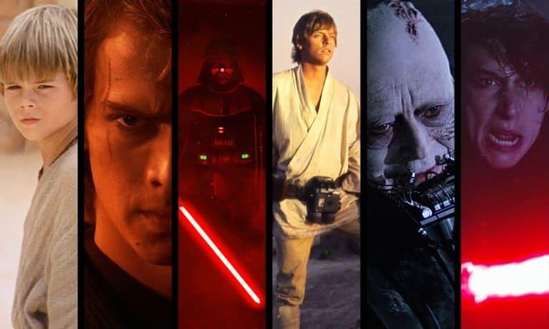 Рейтинг всех частей «Звездные войны»
