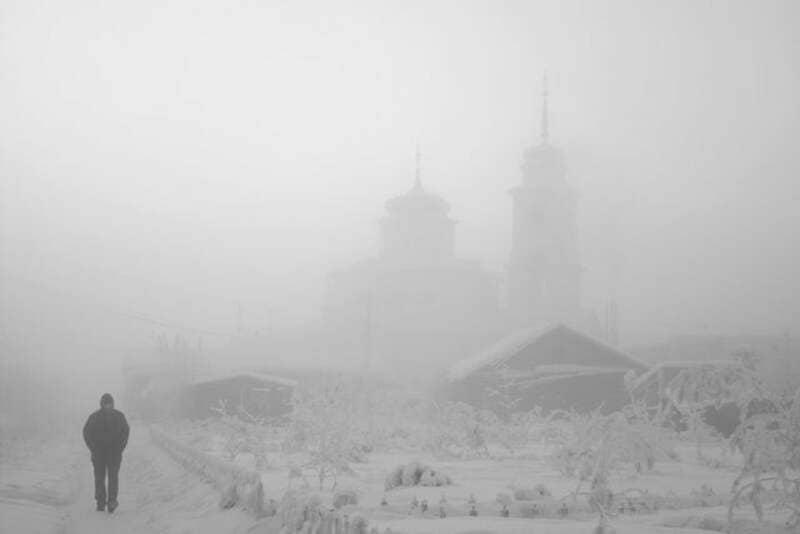 Якутск, Сибирь, Россия