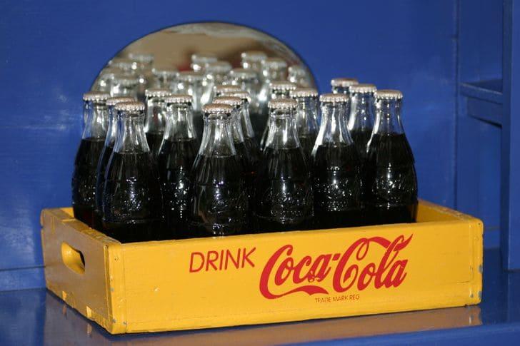 особое значение форме бутылок